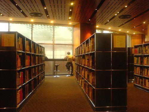 Thư viện Esplanade