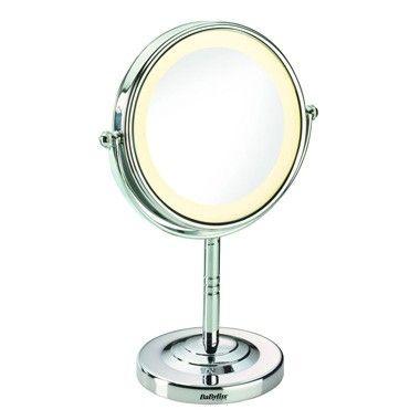 BaByliss 8435E make-up spiegel met verlichting - 13,5 centimeter
