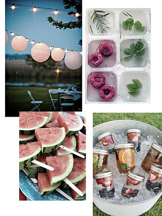 HOSTING A SUMMER PARTY?