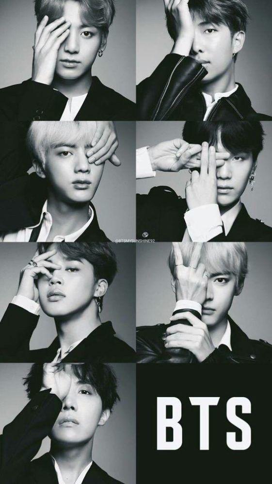 بي تي اس Bts الفرقة الغنائية الكورية التي وصلت شهرتها إلى جميع العالم Bts Wallpaper Bts Bts Imagine