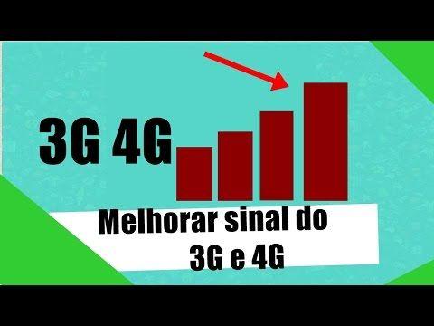 Como Melhorar Sinal 3g Ou 4g No Android Youtube