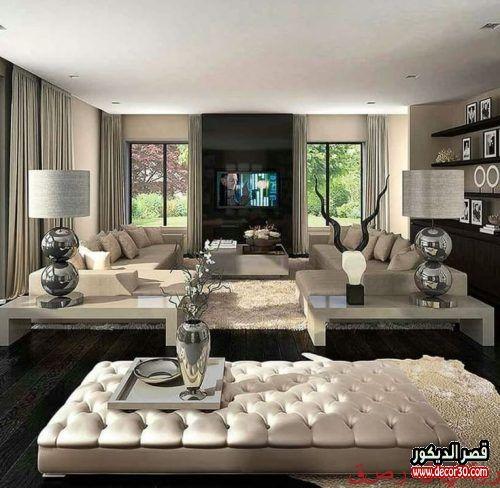 ديكورات منازل تركية حديثة 2020 ديكور تركي بسيط قصر الديكور Living Room Pictures Comfy Living Room Modern Room