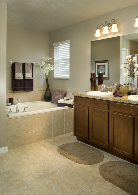 Relaxing bath master bathrooms and monaco on pinterest for Stunning master bathrooms