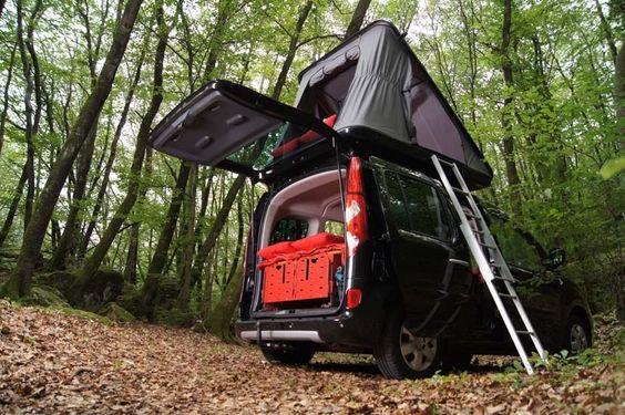 Pin By Ismail Kocuk On Denenecek Projeler In 2020 Renault Kangoo Small Campers Swiss Room Box