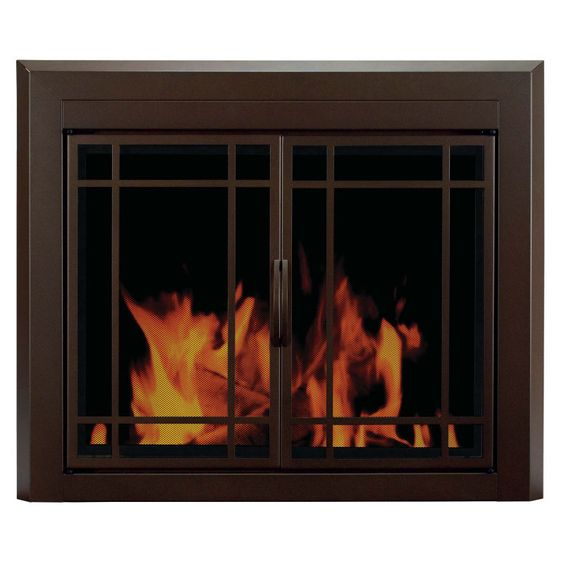How To Install Glass Fireplace Doors Fireplace Glass Doors Installing A Fireplace Glass Fireplace
