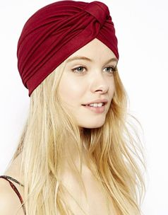 ASOS Turban Hat - was $22.58, now $17.88 (21% Off). Picked by amyb @ Asos.com