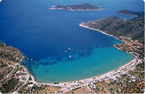 Beaches - Sifnos, Greece