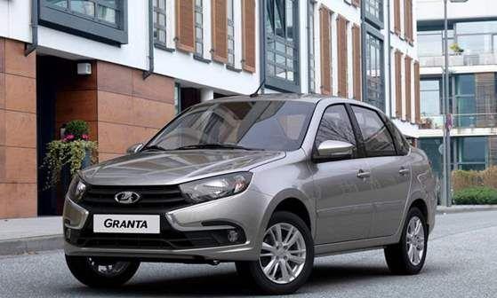 طرح أرخص سيارة أوتوماتيك لادا جرانتا الجديدة 2020 تشعل المنافسة في مصر صور Car Suv Egypt