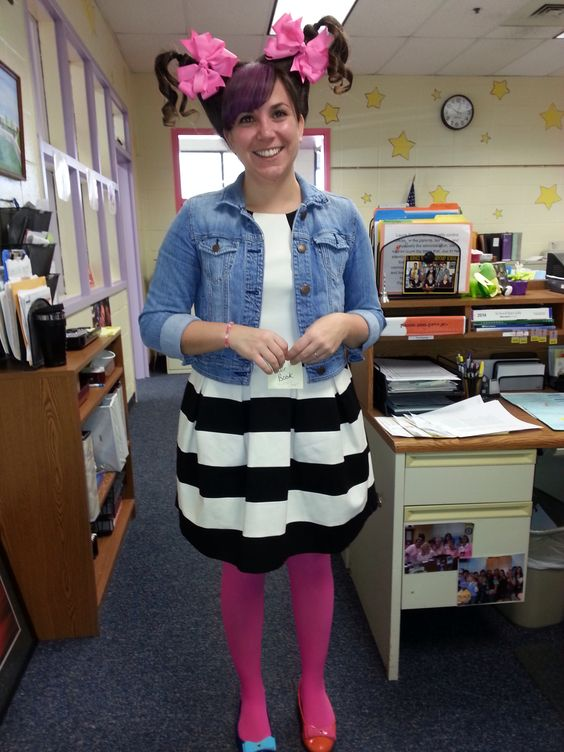 Classroom Dress Up Ideas ~ Wacky wednesday dr seuss week my classroom costumes