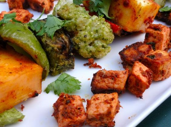 Lots of Indian recipes complied into one post...and they're all vegan :)