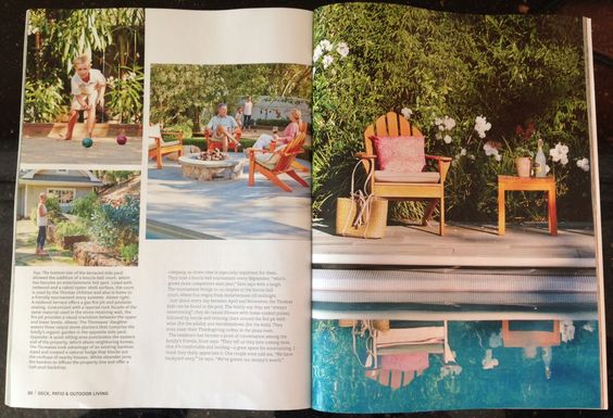 Deck, Patio & Outdoor Living Spring 2014