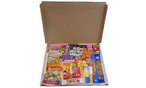 Groupon - Retro Sweet Letterbox Buster Hamper for £5 (50% Off). Groupon deal price: £5
