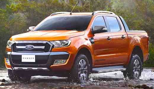 2020 Ford Ranger Interior Ford Ranger Wildtrak 2019 Ford Ranger