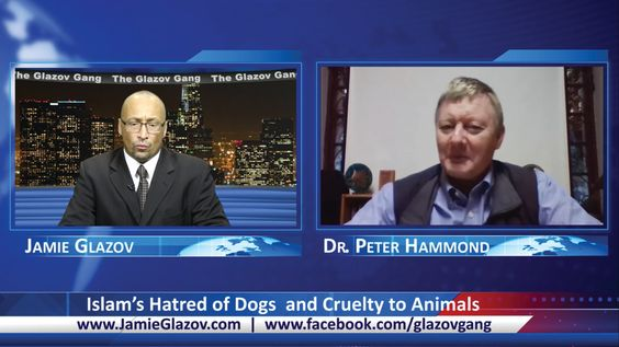 The Glazov Gang-Islam's Hatred of Dogs and Cruelty to Animals. Dr. Peter Hammond (Founder, Frontline Fellowship) --------------------------------------------...