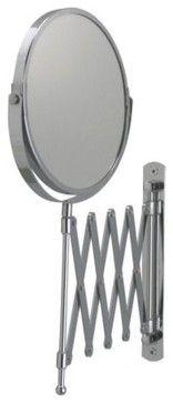 Fräck Mirror - modern - makeup mirrors - IKEA