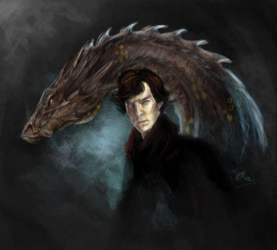 Smaug by Ancha-Snow1 on deviantART