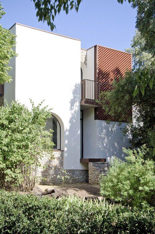 Maison des Aires | Nhà ở Montpellier, Pháp – Cabinet-Cabinet Architectures – KIẾN TRÚC NHÀ NGÓI