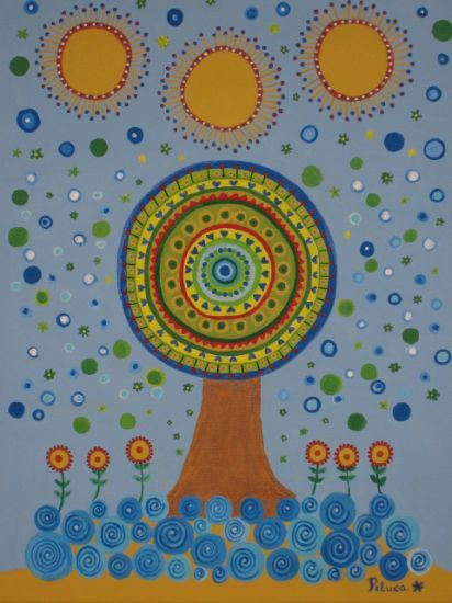 El árbol Mandala: