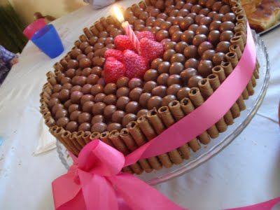 Τούρτα maltesers - Συνταγές Μαγειρικής και Ζαχαροπλαστικής