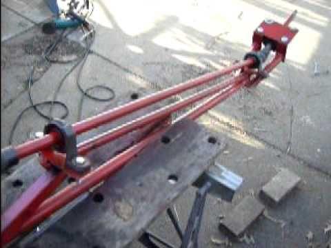 Homemade 6 5 hp short longtail mud motor grow a better for Best mud motor prop