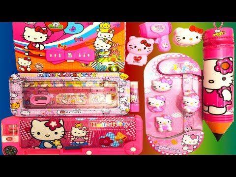Hello Kitty Girl/'s Boxed Secrets Set New