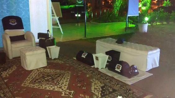 Marquesa Spa - Spa dos pés em eventos