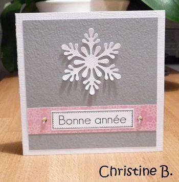 Carte Christine B
