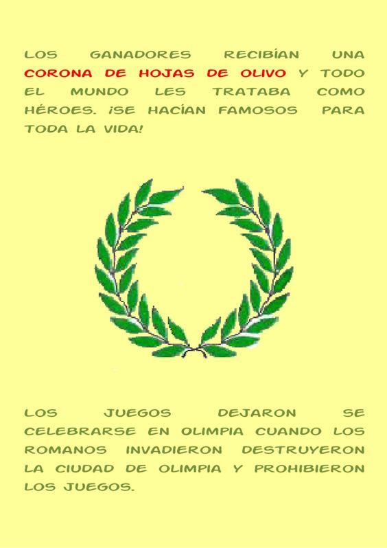 Grecia y los Juegos Olimpicos por Rosa Moreno