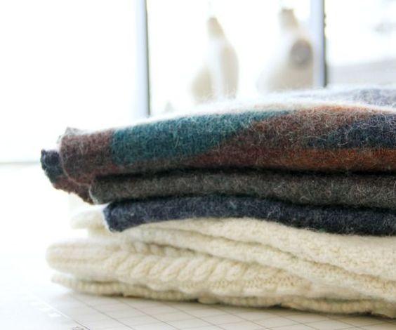 wool sweater washing machine