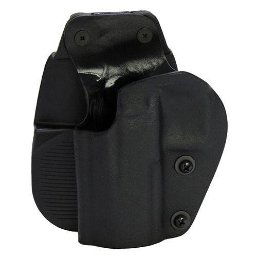 Kydex Paddle Holster - CZ 75 P07 Duty, Black, Left Hand