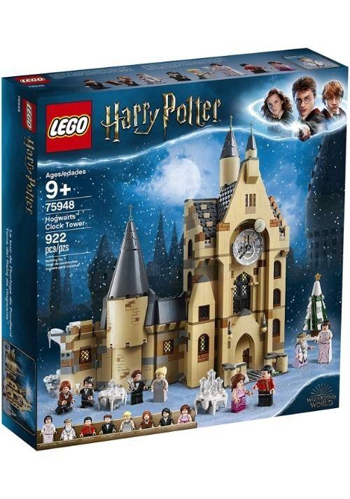 Lego Harry Potter Hogwarts Clock Tower Lego Hogwarts Lego Harry Potter Hogwarts