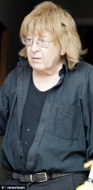 Heir to a murderer: Dr Alan Keightley is the closest confidante of Moors murderer Ian Brady
