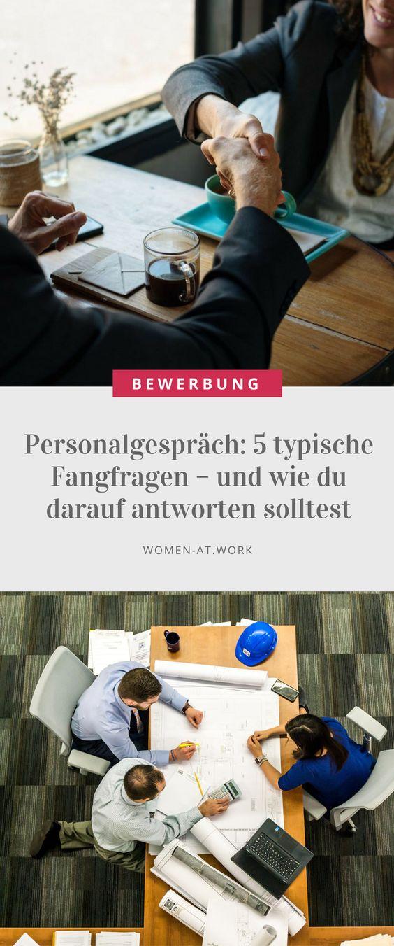 """Deutsche Personalchefs fragen gern """"Was sind Ihre Schwächen? Wo sehen Sie sich in ein paar Jahren?"""" Sie sind festes Bestandteil in fast jedem Vorstellungsgespräch. Und es ist nicht immer leicht, darauf zu antworten. Denn manche Fragen sind bewusst als Stolpersteine angedacht. Sagst du etwas Falsches, war es das mit dem Job. Also Achtung: Es gibt 5 Fangfragen, auf die du dich vorbereiten solltest."""