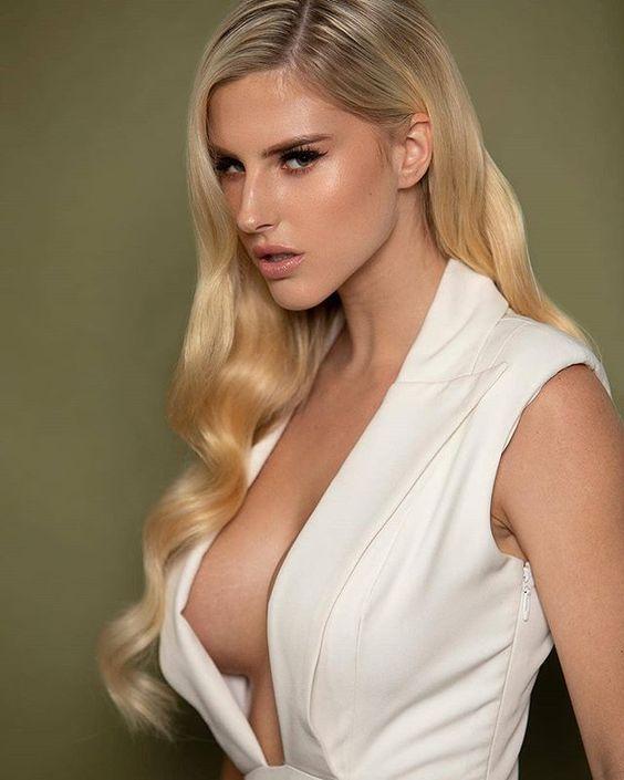 Black brennah 'Playboy' Model