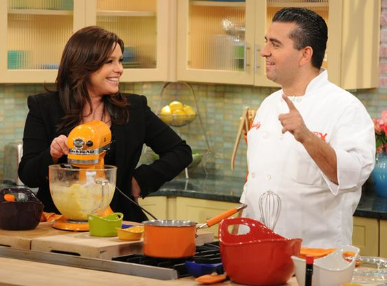Rachael Ray Buddy Valastro Rachael Ray Show Food