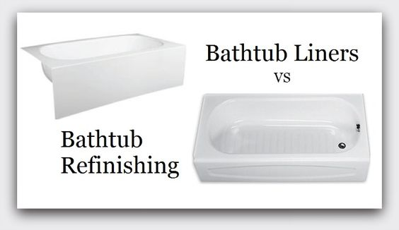 Bathtub reglazing pros and cons 28 images reglazing a for Bathtub liner problems