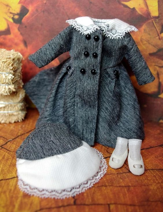 "Tonner Tiny Betsy McCall ~Writes a Letter to Grandpa~ Outfit Only No DoLL Fits 8"" Tiny Betsy, Tiny Ann Estelle, and 2014 Patsyette Dolls. Sold!"