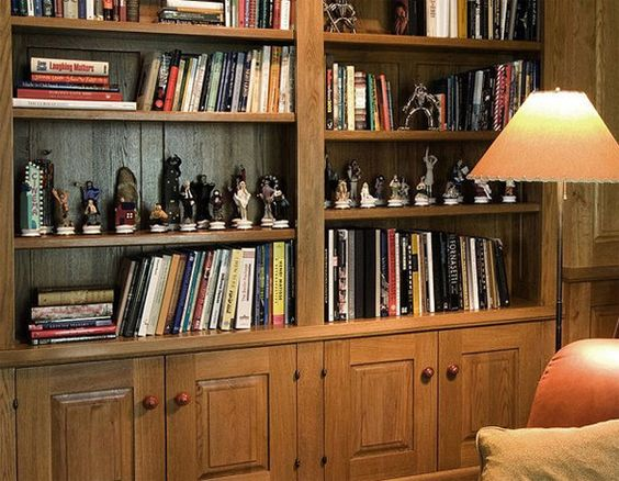 Superb 7 Simple Hacks On How To Make Your Own Home Library Pettirossi Largest Home Design Picture Inspirations Pitcheantrous