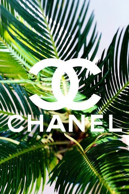 Chanel wallpaper pinned by TheChanelista on Pinterest