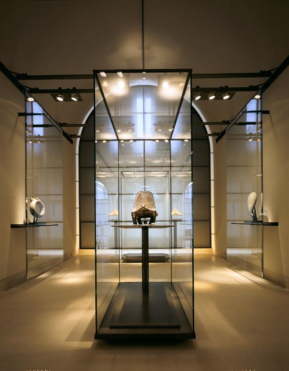 Wilmotte & Associés S.A . Project : Gallery . Louvre Museum, Department of Tribal and Aboriginal Arts - Pictures