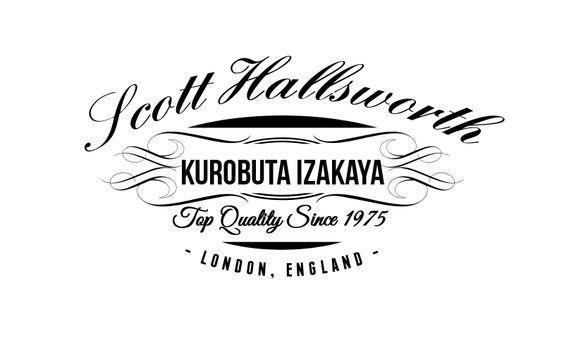 Kurobuta London from Scott Hallsworth. Chelsea and Marble Arch.
