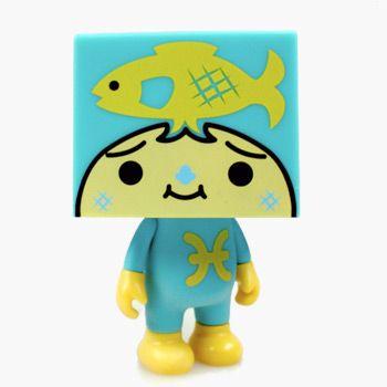 Pisces TO-FU 4-Inch | Kidrobot