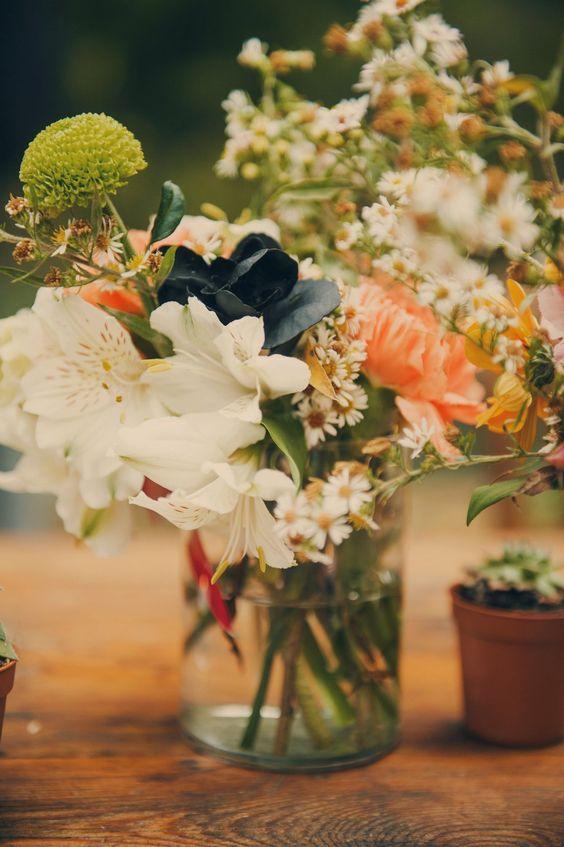 Una boda boho en All Lovely Party