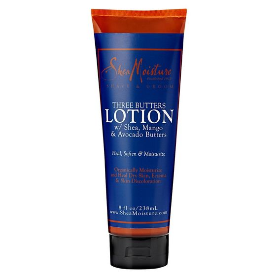 SheaMoisture Three Butters Body Lotion - 8 oz