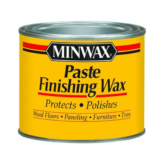 Wax - use on furniture pieces. Painting 101: Topcoats and when to use them