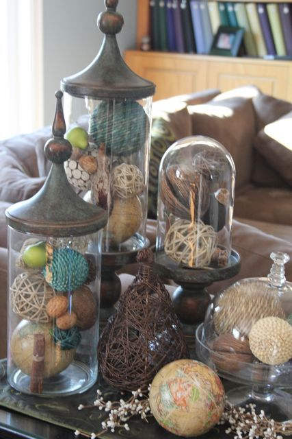 I want glasses and dining table centerpieces on pinterest