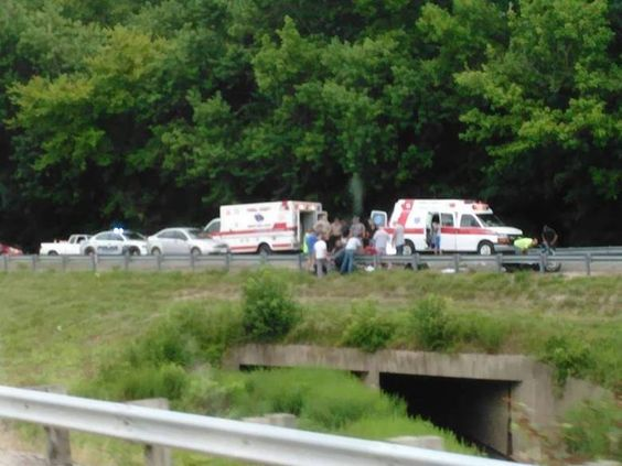 Bestuurder van Kentucky filmde de ziel van de overledene motorrijder bij een ongeval?: