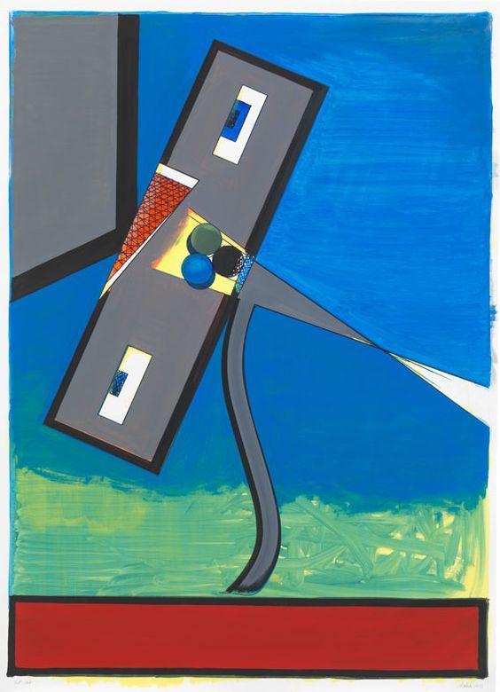 GP 167, 2012, 224,5 x 164 cm davidcharlesfoxexpressionism.com #thomasscheibitz #germanpainter #germansculptor #expressionism #expressionistartist