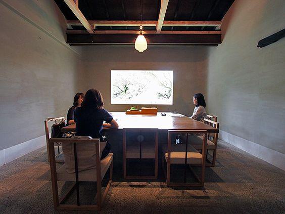 Baishinka-tea-room