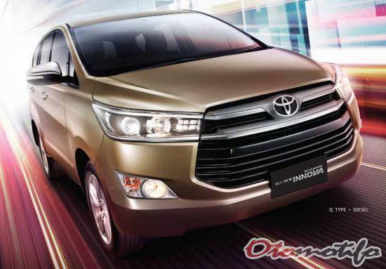 Harga Kijang Innova 2020 Spesifikasi Diesel Bensin Kijang
